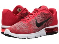 Nike Air Max Sequent 2 University Red Black Black Cool Grey Men's Running Shoes