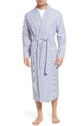Majestic International Men's Bengal Stripe Robe