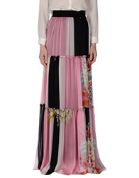 Marco Bologna Skirts Long Skirts Women Pink