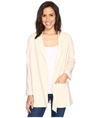 Brigitte Bailey Tani Open Front Cardigan Light Pink Women's Sweater