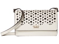Kate Spade Cameron Street Perforated Arielle Cement Wallet Beige