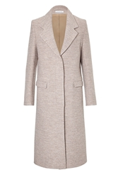 J.W.Anderson Boiled Wool Coat