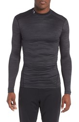 Under Armour Men's Cold Gear Compression Mock Neck Shirt
