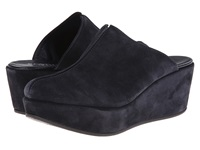 Cordani Darma 2 Navy Suede Women's Clog Shoes Blue
