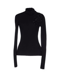 Ermanno Scervino Turtlenecks Black