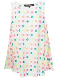 Ter Et Bantine Polka Dot Tank Top Multicolour