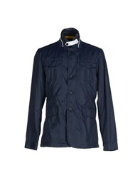 Armata Di Mare Coats And Jackets Jackets Men Dark Blue