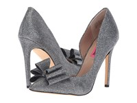 Blue By Betsey Johnson Prince Pewter Shoes