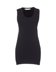 Kaos Sleeveless Sweaters Black