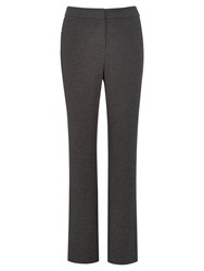 Viyella Ponte Trousers Charcoal