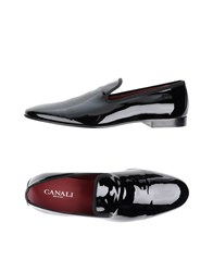 Canali Loafers Black