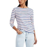 Maison Labiche Baby Girl Striped Cotton T Shirt Multi