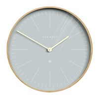 Newgate Mr Clarke Wall Clock Pill Blue Dial