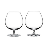 Waterford Elegance Brandy Glasses Set Of 2