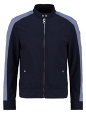 Boss Orange Onate Summer Jacket Dark Blue