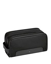 Montblanc Nightflight Toiletry Bag Black