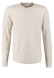 Gap Snow Long Sleeved Top Light Tundra Taupe