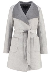 Banana Republic Jowoo Classic Coat Light Grey