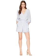 Bishop Young Pampelonne Romper Blue White Stripe Jumpsuit And Rompers One Piece Navy