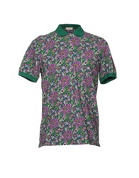 Altea Dal 1973 Polo Shirts Green