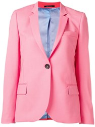 Paul Smith Ps Classic Pink Blazer