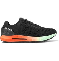 Under Armour Hovr Sonic 2 Stretch Knit Running Sneakers Black