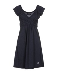 Hydrogen Dresses Short Dresses Women Slate Blue