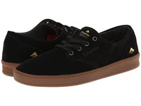 Emerica The Romero Laced Black Gum Men's Skate Shoes