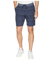 Vissla Sofa Surfer Station Fleece Shorts Dark Denim Navy