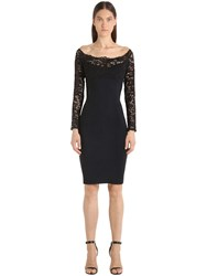 Christies Shapewear Dress With Lace Top