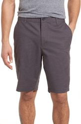 O'neill Jay Stretch Chino Shorts Asphalt