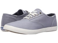 Keds Champion Cvo Blue Gray Men's Lace Up Casual Shoes