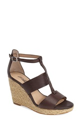 Lucky Brand 'Westwood' Espadrille Wedge Sandal Women Java