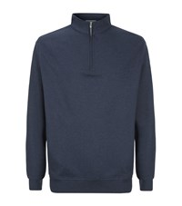 Peter Millar Lightweight Zip Sweater Male