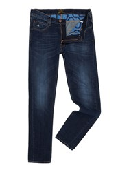 Vivienne Westwood Dark Wash Classic Straight Jeans Denim