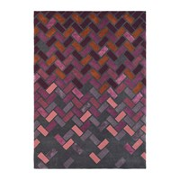 Ted Baker Deep Purple Agave Rug