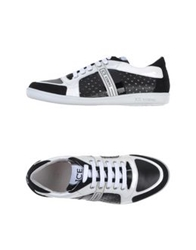 Ice Iceberg Low Tops And Trainers Black