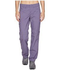 Mountain Hardwear Mirada Convertible Pant Minky Women's Casual Pants Gray