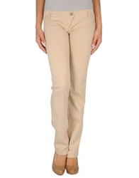 Brema Denim Pants Beige