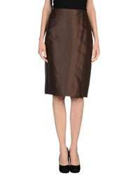 Max Mara Skirts Knee Length Skirts Women