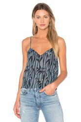 House Of Harlow X Revolve Audrey Cami Top Gray