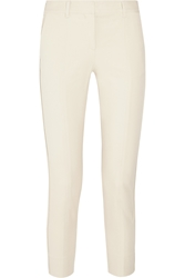Reed Krakoff Cotton Blend Tapered Pants