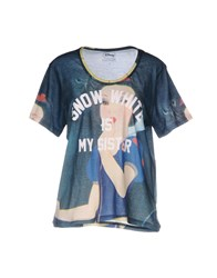 Eleven Paris T Shirts Deep Jade