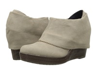 Dr. Scholl's Balance Rich Taupe Women's Pull On Boots Gray
