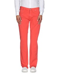 Henri Lloyd Trousers Casual Trousers Men Coral