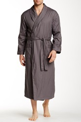 Majestic Fifty Shades Darker Shawl Robe Gray
