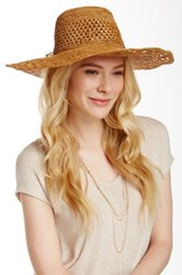 Flora Bella Lourdes Hat Brown