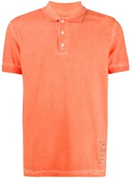 Zadig And Voltaire Trot Cotton Polo Shirt 60