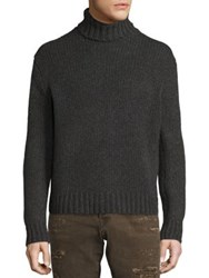 Polo Ralph Lauren Cashmere Knit Pullover Gina Grey