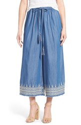 Women's Plenty By Tracy Reese Embroidered Culottes